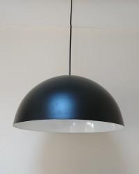 Küre Dekoratif Sarkıt (SİYAH) 44cm - Thumbnail