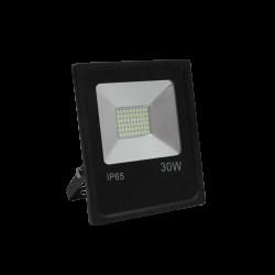 30W 6500K SMD Led Projektör Beyaz Işık - Thumbnail