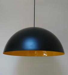 Küre Dekoratif Sarkıt (SİYAH) 50cm - Thumbnail